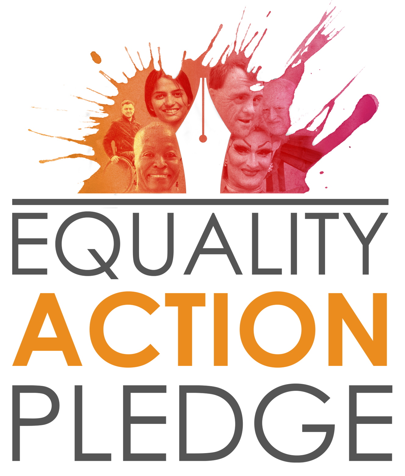 equality action pledge logo